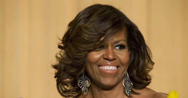 Michelle Obama inaugurates new Met costume center