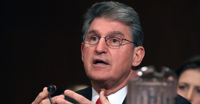 Manchin: 'All options open' on W.Va. governor run
