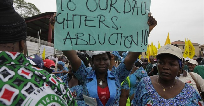Nigerian leader: New order to free abducted girls