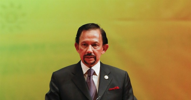 Brunei's new laws affect sultan's Hollywood ties