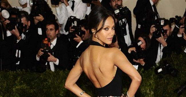 Old-world glamour in black and white at Met gala