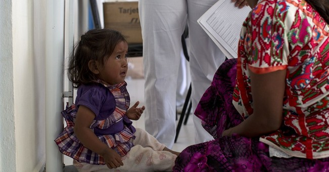 Mexico anti-poverty fund draws line at 3 children