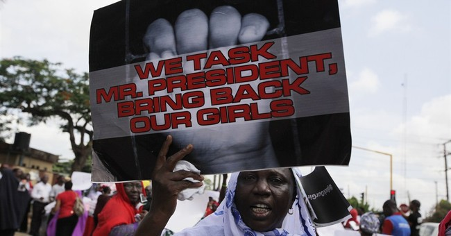 Nigeria group threatens to sell kidnapped girls