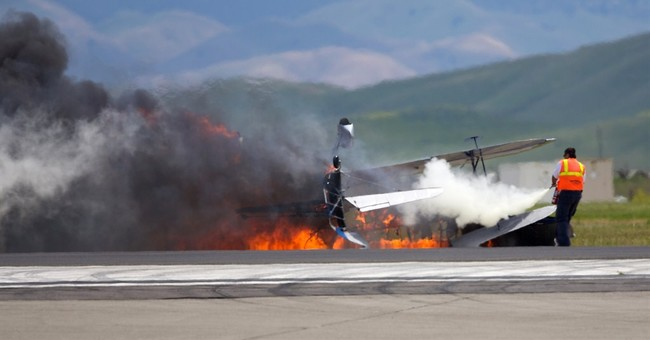 California pilot who crashed was fit to perform