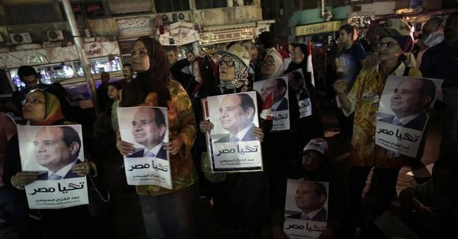Egypt's el-Sissi: Brotherhood will not return