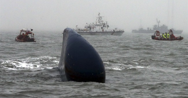 South Korea changing maritime rules after sinking