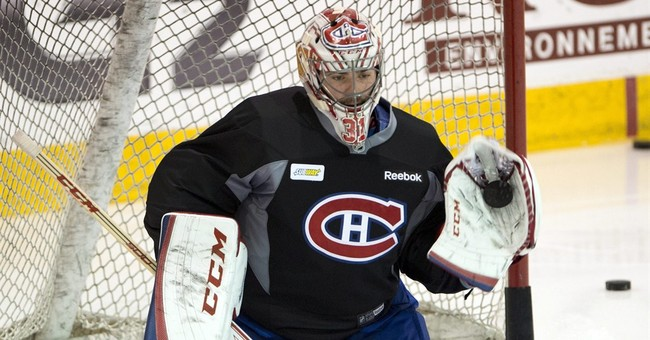 Canadiens' Price finds lost dogs with Twitter help