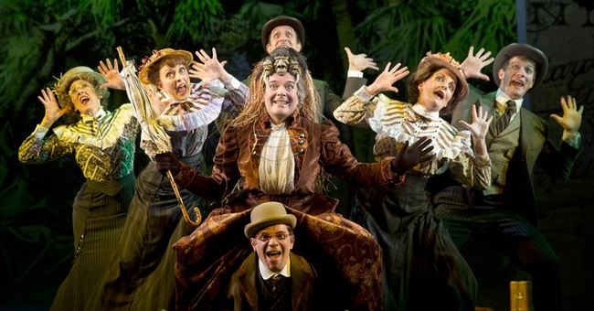 Modest bounce for Broadway shows after Tony nods