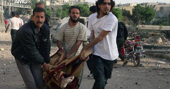 Syria clashes kill 21 rebels in Aleppo province