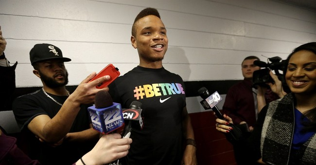 New sports playbook: How to come out as gay
