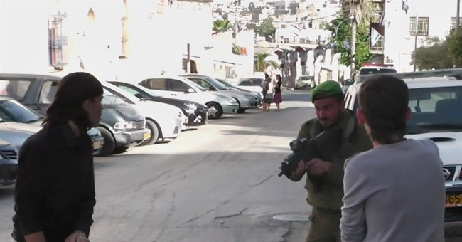 Video of clash brings outcry from Israeli troops