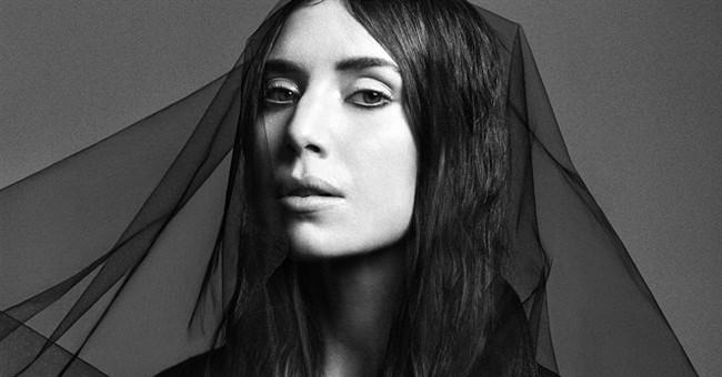 Lykke Li hauntingly lovelorn on 'I Never Learn'