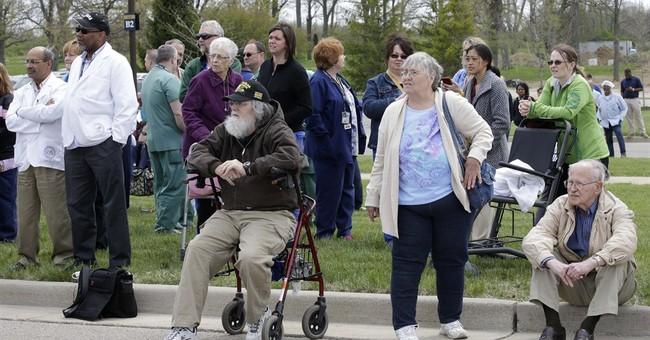 1 employee hurt in Ohio veterans hospital shooting