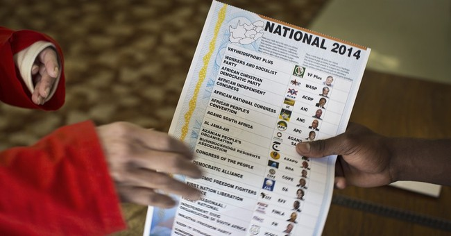 South Africa to vote this week