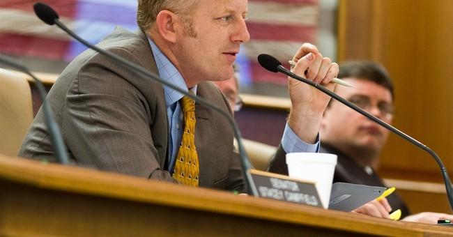 Senator appears to make light of Holocaust remark