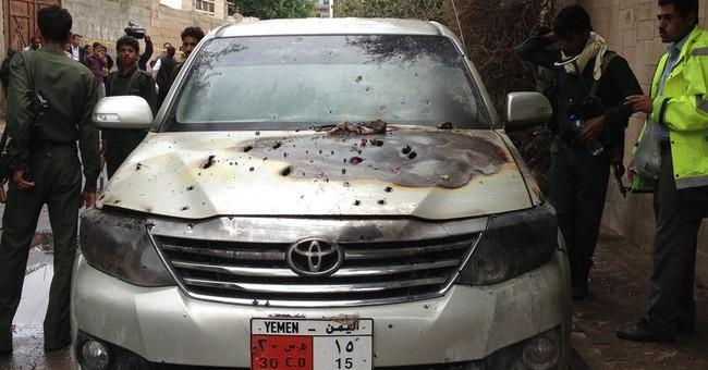 Yemen says troops seize al-Qaida stronghold
