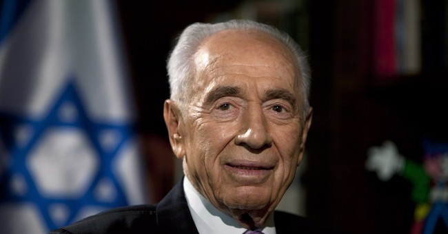 Israel's Peres says politics broke up his marriage