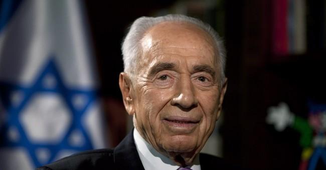 Israel's Peres says politics broke up his marriage