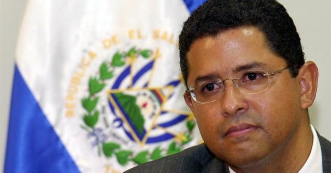 Salvadoran authorities suspect ex-president fled