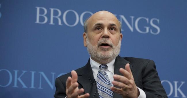 APNewsBreak: Deal for Bernanke book at least $1M
