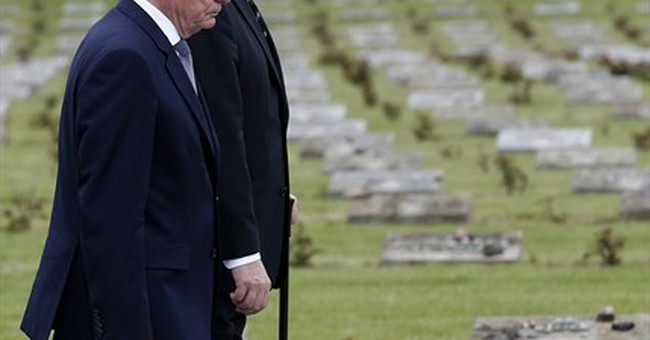 German president visits Nazi concentration camp