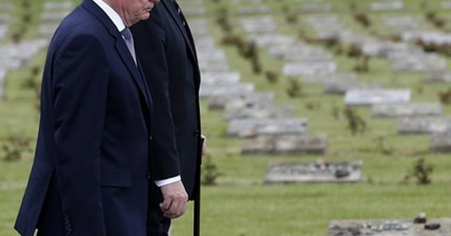 German president visits Nazi concentration camp