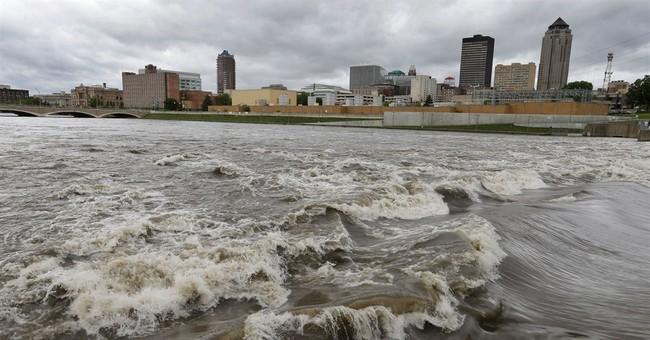 Federal report: Warming disrupts Americans' lives