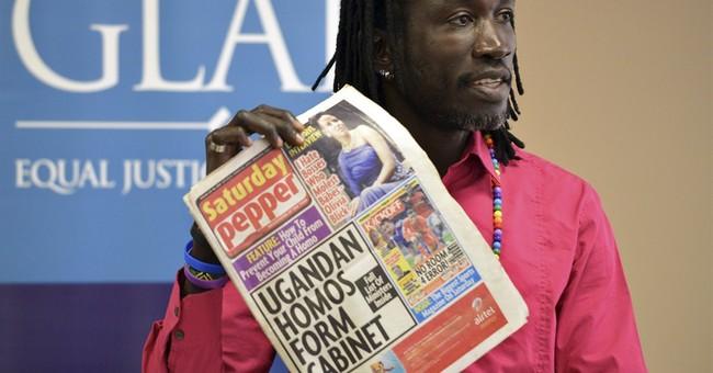 Ugandan gay-rights activist asks for US asylum