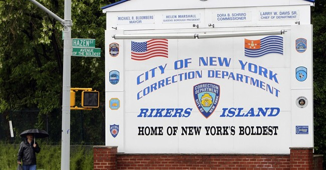 APNewsBreak: Holiday delayed work in hot NYC jail