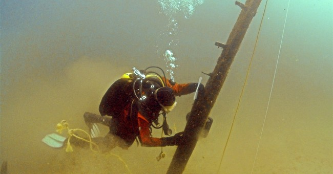 Search for shipwreck yields trove of uncertainty