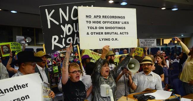 New Albuquerque police shooting exposes distrust