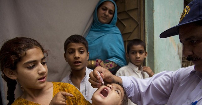Pakistan bracing for polio travel restrictions
