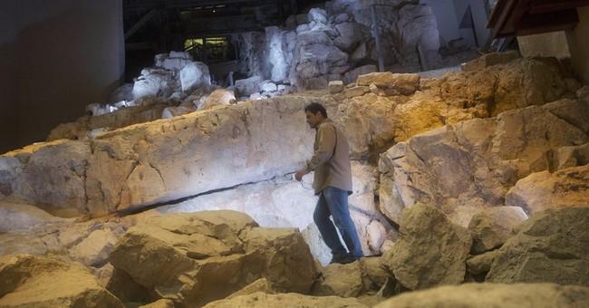 Israeli says he has found King David's citadel