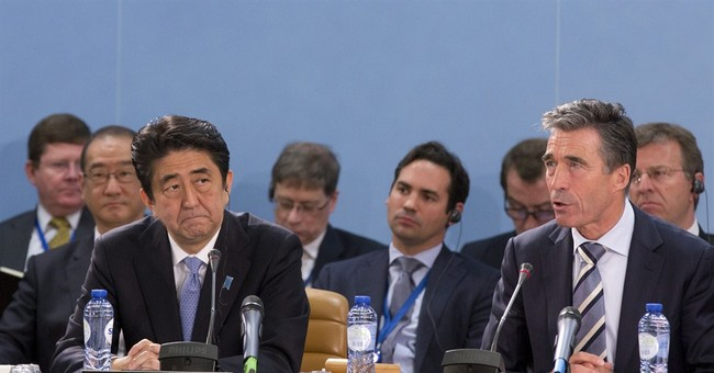 NATO, Japan agree to cooperate more