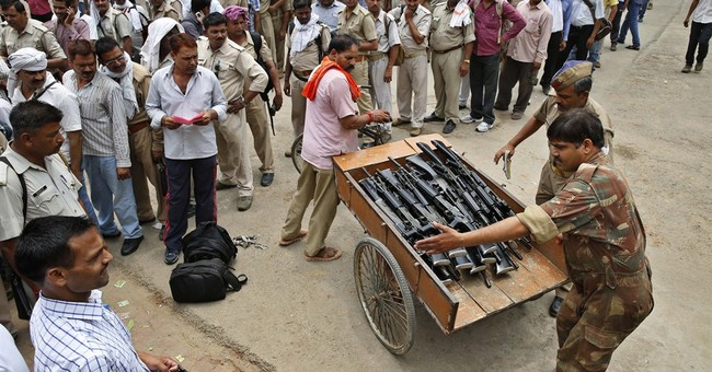 Criminal charges don't deter politicians in India