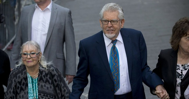 Entertainer Rolf Harris goes on trial in London