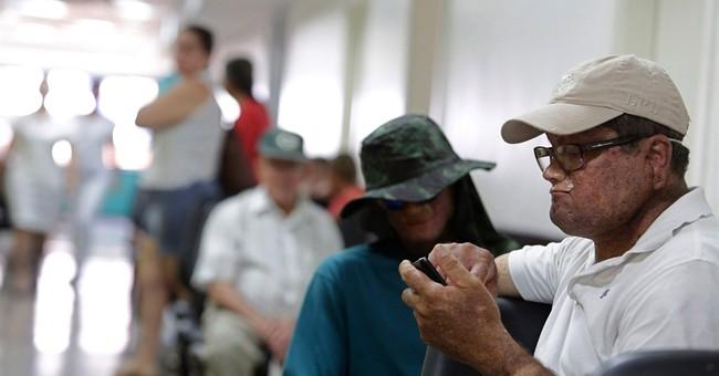 AP PHOTOS: Rare disease afflicts Brazilian village