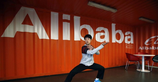 China's Alibaba seeks blockbuster IPO in US