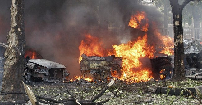 Bombings in Thailand's restive south injure 9