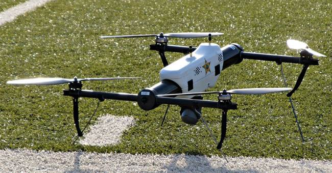 News media challenge ban on journalism drones