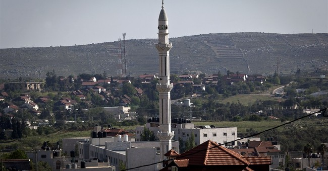 In the West Bank, conflict stalls sewage solution