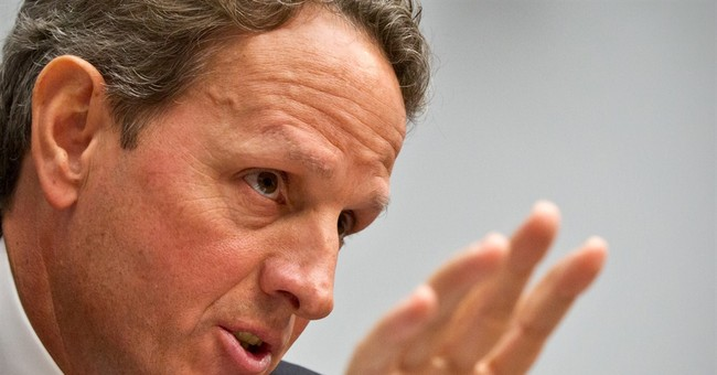 Geithner memoir: He made repeated offers to resign