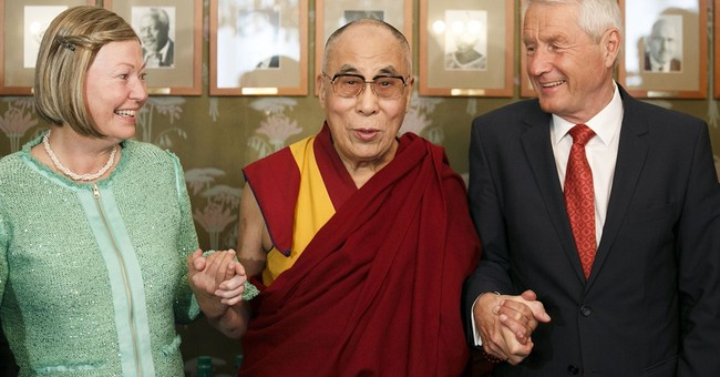 Norway shuns Dalai Lama, hoping to mend China ties