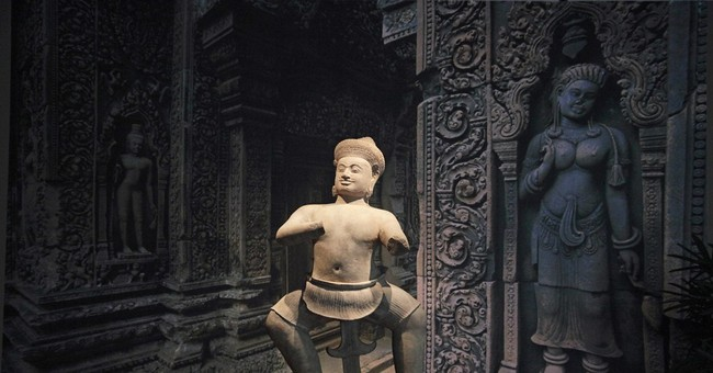 California museum to return statue to Cambodia
