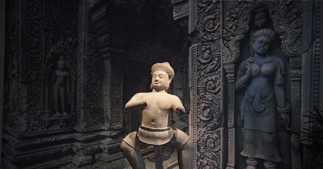California museum to return statue to Cambodia