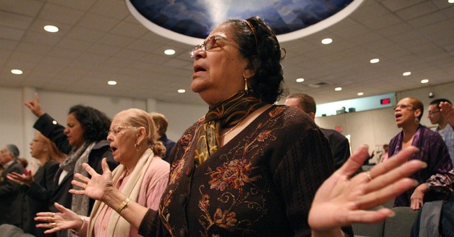 US Latinos less Catholic, more polarized on faith