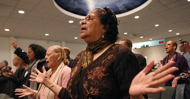 US Latinos less Catholic, more polarized on faith
