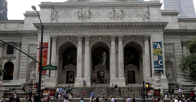 NY library shelves revamp, won't move 1.5M books