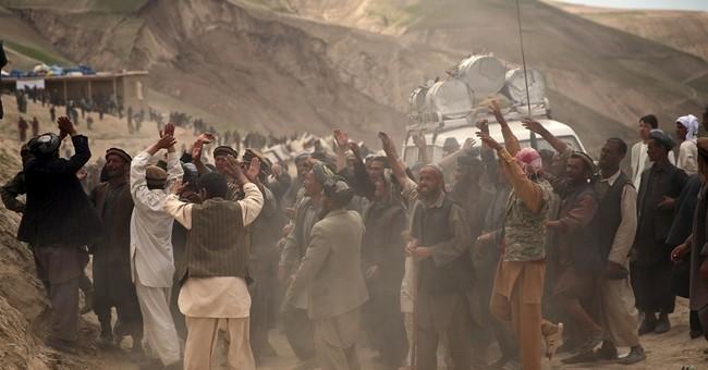 Karzai pledges aid to victims of Afghan landslide