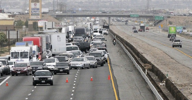 All lanes of I-15 reopened after bridge fire